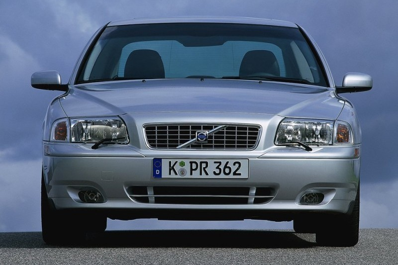 Używane: Volvo S80