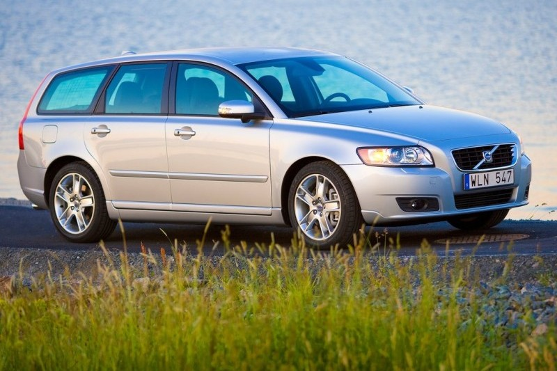 Używane: Volvo V50