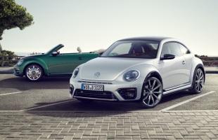 Volkswagen Beetle po zmianach