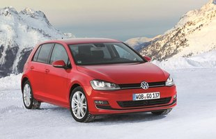 Nowy Volkswagen Golf 4MOTION