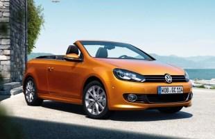 Volkswagen Golf Cabriolet po zmianach