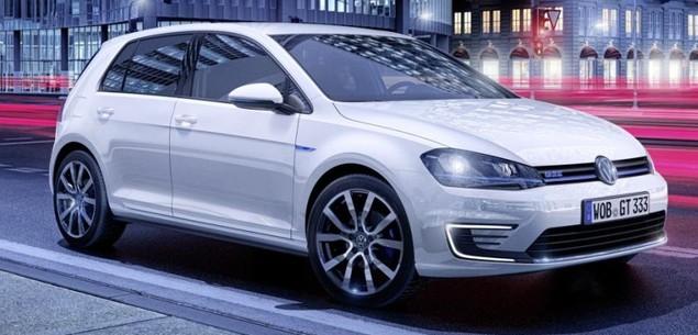 Volkswagen Golf GTE. Hybrydowy...