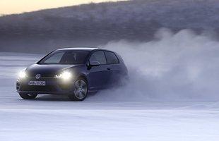 Volkswagen Golf R. Rakieta...