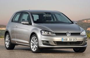 Volkswagen Golf Samochodem Roku 2013!