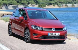 Volkswagen Golf Sportsvan - ceny
