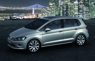Volkswagen Golf Sportsvan już w produkcji