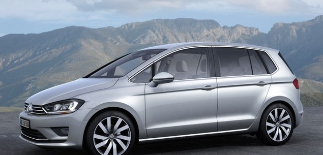 Volkswagen Golf Sportsvan, czyli nowy Golf Plus