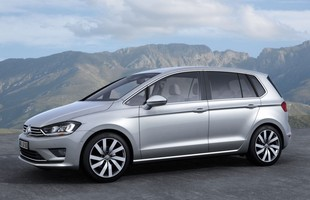 Volkswagen Golf Sportsvan, czyli nowy Golf Plus