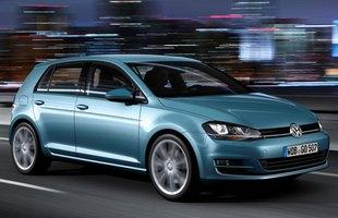 Volkswagen Golf VII oficjalnie
