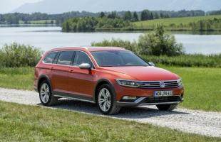Volkswagen Passat Alltrack. Ceny