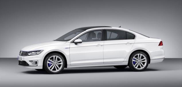 Volkswagen Passat GTE. Ceny