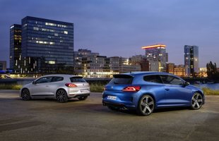 Volkswagen Scirocco po liftingu