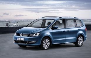 Volkswagen Sharan po modernizacji