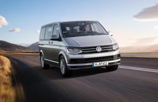 Volkswagen Transporter T6 oficjalnie