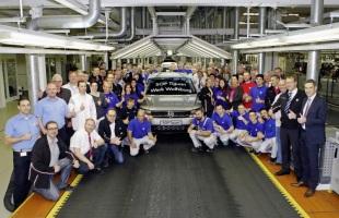 Volkswagen Tiguan II już w produkcji