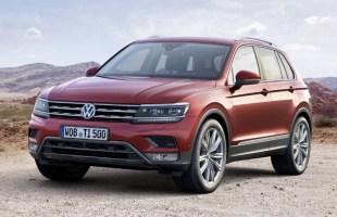 Volkswagen Tiguan II oficjalnie