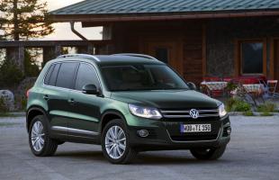 Volkswagen Tiguan z nowymi silnikami