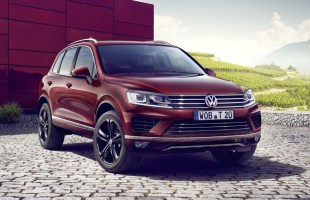 Volkswagen Touareg Executive Edition