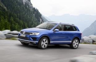 Volkswagen Touareg po liftingu. Ceny