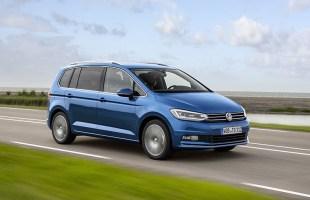 Volkswagen Touran z nowymi silnikami