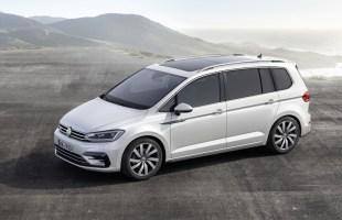 Volkswagen Touran z nowymi silnikami. Ceny