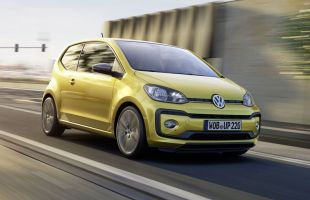 Volkswagen Up! po liftingu