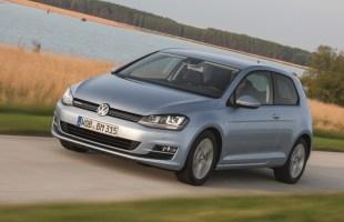 Volkswagen Golf do serwisu