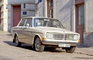 """Volvo 140. Pierwsza """"cegła"""" kończy 50 lat!"""