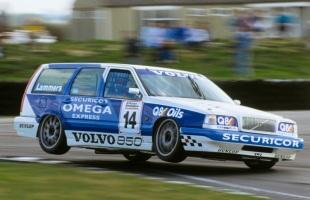 Wyścigowe Volvo 850