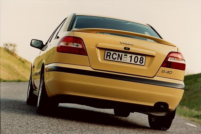 Volvo S40/V40 I generacji. Warto?