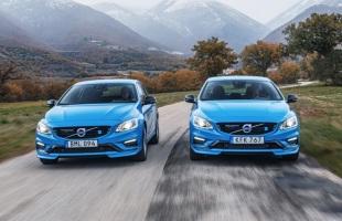 Volvo S60 i V60 Polestar z nowymi silnikami