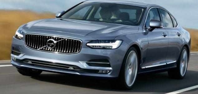 Volvo S90, czyli to co Volvo ma najlepsze!