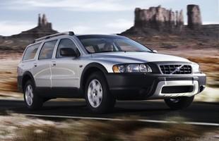 Volvo XC70 - jak się da, to nie automat!