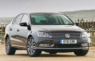 VW Passat sprzedażową klapą?