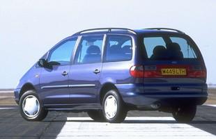 Ford Galaxy to bliźniaczy model Sharana