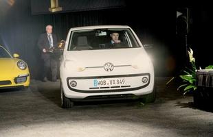 VW up! - Światowy Samochód Roku 2012