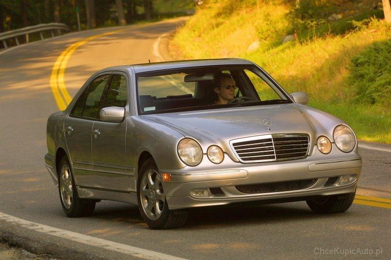 W210 - o tym aucie Mercedes chciałby zapomnieć