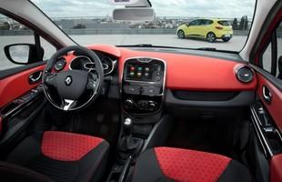 Wnętrze nowego Renault Clio