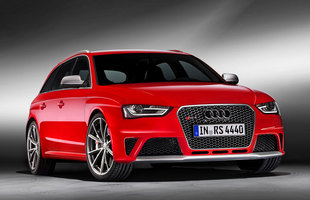 Wraca Audi RS4!