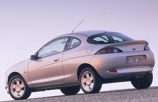 Ford Puma miał być konkurencją dla Opla Tigry