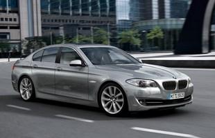 Wszyscy chcą BMW 5!