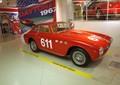 Z wizytą w muzeum Ferrari