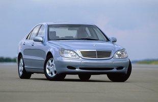 Zakosztuj luksusu - kup Mercedesa klasy S