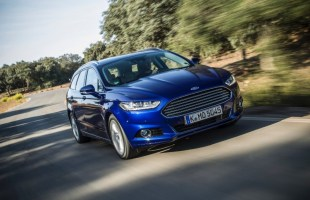 Zmiany w Fordach Mondeo, S-MAX i Galaxy