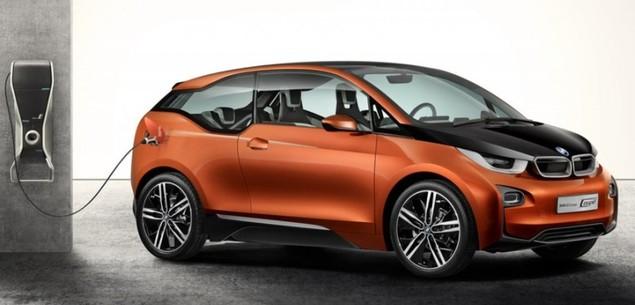 Znamy cenę elektrycznego BMW