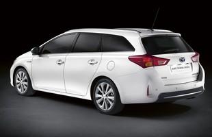 Toyota Auris Tourer