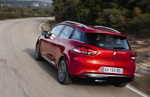 Poznaliśmy ceny Renault Clio Grandtour