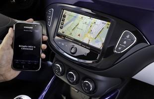 Opel Adam będzie nasycony nowoczesną technologią