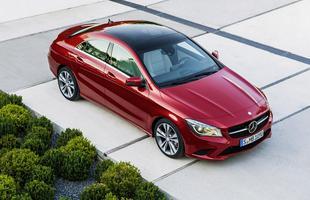 Zupełnie nowy - Mercedes CLA