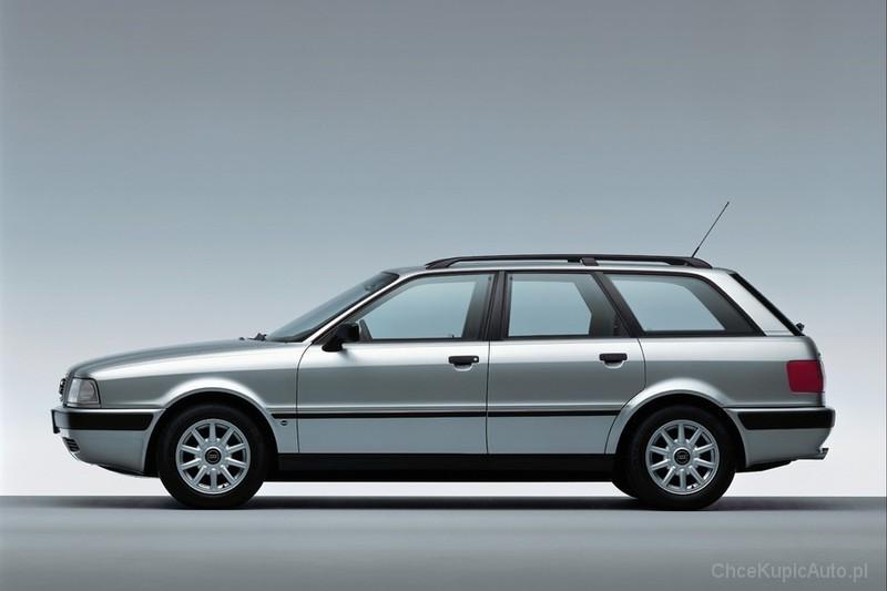 Audi 80 B4 1 9 Tdi 90 Km 1995 Avant Skrzynia Ręczna Napęd